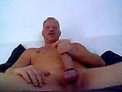 Big Cock Wank e de Cum