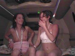 di limousine del dildo divertenti e dal caos concorso tshirt bagnato