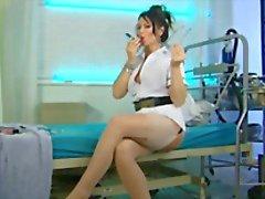 Enfermeira Lynda Leigh em R.L.C.