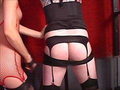 Hot Dom-Wie eine seltsame toe-fucking cunt-lecken Fetisch-Foto-Shoot bekommt
