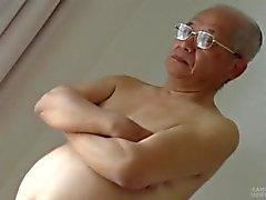Anciano japonés 30
