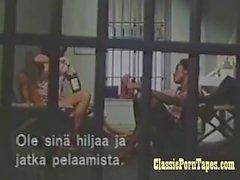 Femme Prison Lesbian Vintage Action