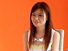 Сексуальная порнуха кастинг в молодая азиатские милашка САК
