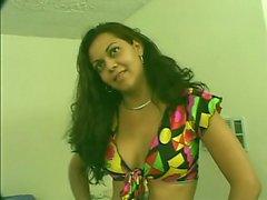 Jenaveve Jolie Latin Babe Blowjob