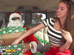 BANGROS - A Very Bang Bus Weihnachten mit Mia Monroe und Santa Claus
