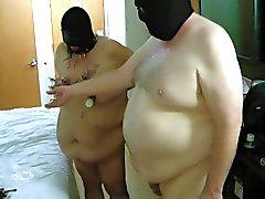 Primeira sessão completa com experienciado escravos Garotas