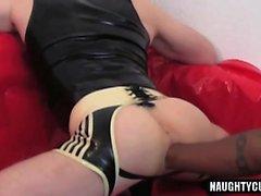 Den tyska jock fetish med Sperma