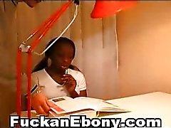 Afrikaanse tiener kont geneukt Interraciale