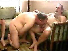 Daddies orgie