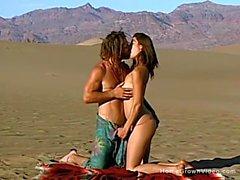 Hippie Couple Fuck Outdoors