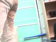 Asya bebeği pantolon kızdırıyor