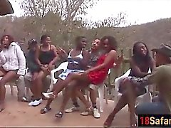 le prostitute africano aspirare dicks and fuck in appassionato dell'orgia