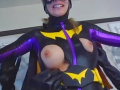 Bat Angel is captured and fucked like the whore she truly is