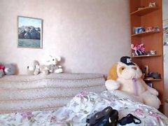IRINA ZAIKINA SAPORISCHSCHJAN, UKRAINin verkkokamerasta