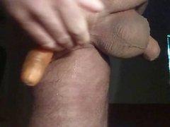 kokonaan tuhoamalla oma mehevä kusipää myös porkkanan Butthole kirnu