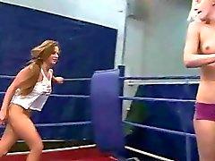 Sexy европейских девочек боевых
