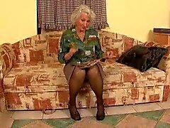 Alten Oma Norma Stil verdammtes