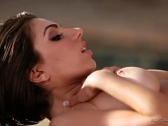 aspen rae and darcie dolce (clit massage lesson)(gmail)