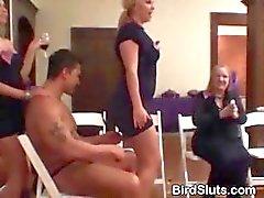 Naiset Little Black Mekot leikkiä Cock puolue