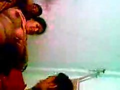 Bangladese Cheating Wife Gang Bang P2