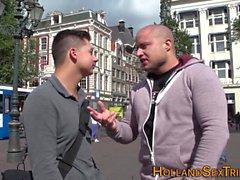 Holandeses paseos prozzie rubias