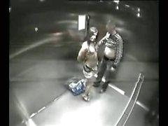 Überwachungskamera im Aufzüge