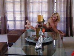 Aaliyah Love Super Hot Blonde
