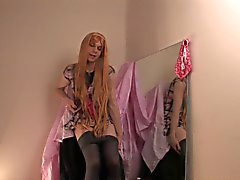 Crossdressing Clip