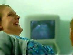 jinekolog ultrsonda koca sikiyle karimi bebegimi sikti