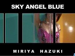 Miriya Hazuki O yumuşacık Asya dudaklar ile şaşırtıyor