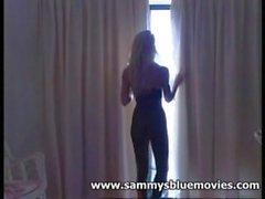 Sammi Jaynes vertritt einen Sex Schwanz