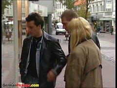 deutsches paar holte sich für dreißig ficken