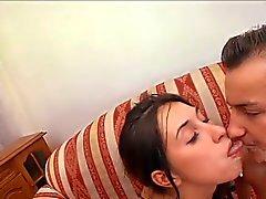 Biseksuele mannen neuken een schatje