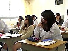 Der japanischen Schule der Hölle mit äußerster Facesitting Untertitel