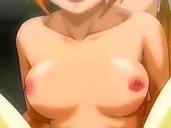 Futagirl nue comportant le sexe hot