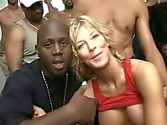 Jeanin MILF Gang Bang