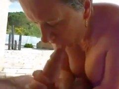 Grandes momentos en Colgando Tit Blowjobs 4