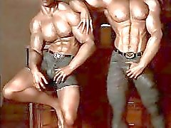 In 3D muscolare Gay Boys!