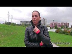Tschechische Amateur-Hämmer im Bereich Außen