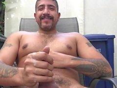 Macho Nasty Pig Sebastian Rio and his big dick