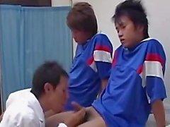 soccer et doc asiatique