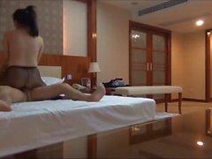 irmã peito Big Zhang Qianlin 1