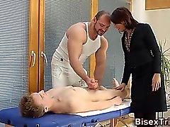 Nena una mamada BDSM