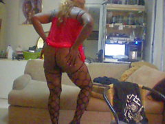 danser rouge