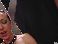Джад Стевенс двойное проникновение ебля в виде попой Queen