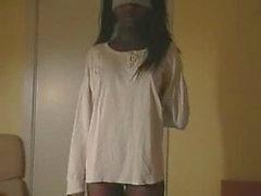 Африканский проституткой два