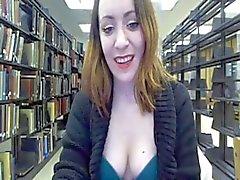 Web-Cam an der Bibliothek 10.