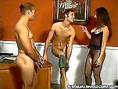 Bisexual Oficina de El Pecho