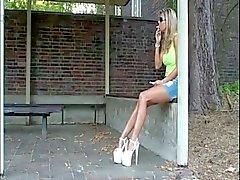 Lakeshore Tamia Talons hauts fumeurs la femelle public