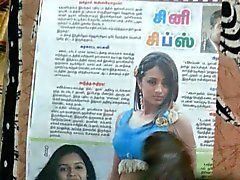 Geggiga Cum Tribute to indiska Actress Tamil Actress Trisha